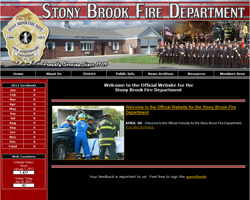 Stony Brook Fire Department