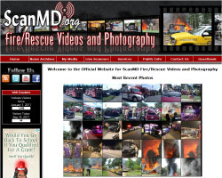 ScanMD Fire/Rescue Videos and Photography