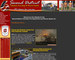 Second District Volunteer Fire Department & Rescue Squad