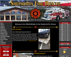 Shepherds Fire-Rescue