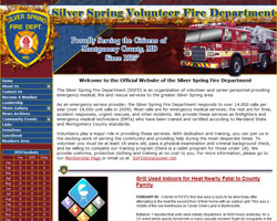Silver Spring Fire Department