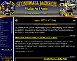 Stonewall Jackson Volunteer Fire & Rescue