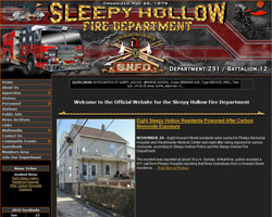 Sleepy Hollow Fire Department
