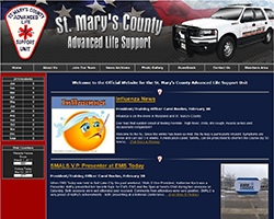 St. Mary's County Advanced Life Support
