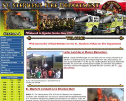 St. Stephens Volunteer Fire Department