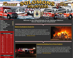 Solomons Volunteer Rescue Squad and Fire Department