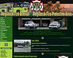 Verplanck Fire District & Verplanck Fire Protective Association