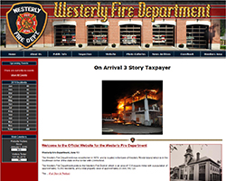 Westerly Fire Department