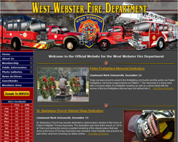 West Webster Fire Department