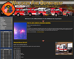 Williston Fire Department